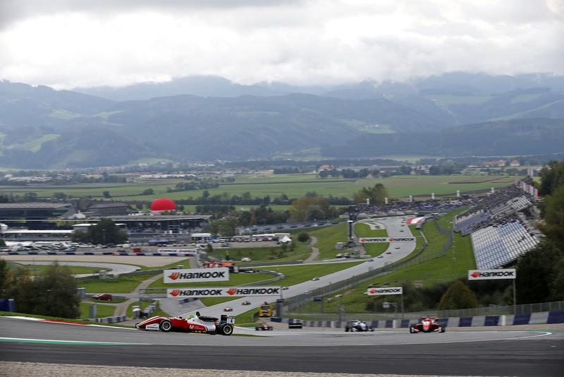 Mick Schumacher, PREMA Theodore Racing Dallara F317 - Mercedes-Benz, Marcus Armstrong, PREMA Theodore Racing Dallara F317 - Mercedes-Benz