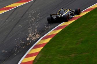 Nico Hulkenberg, Renault Sport F1 Team R.S. 18 sparks