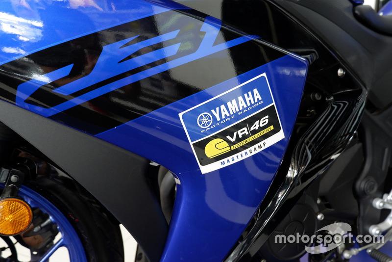 YZF-R3 Yamaha VR46 Master Camp