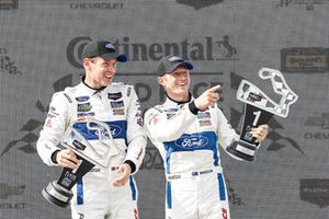 #67 Chip Ganassi Racing Ford GT, GTLM - Ryan Briscoe, Richard Westbrook, podio
