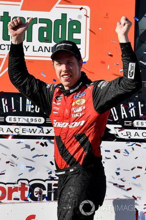 Brad Keselowski, Team Penske, Ford Mustang Snap-On wins