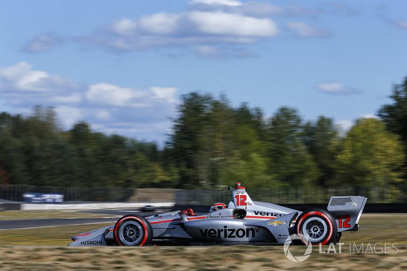 2018: Will Power (Penske-Chevrolet) mit 57,347 Sekunden