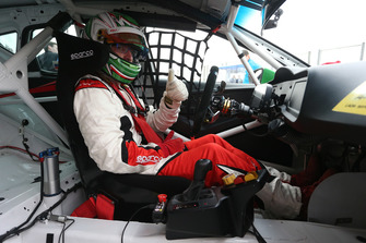 Denis Grigoriev, Innocenti Motorsport