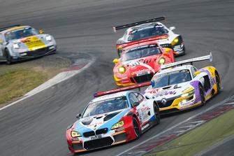 #36 Walkenhorst Motorsport BMW M6 GT3: Andreas Ziegler, Rudi Adams, David Pittard