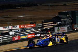 Alexander Rossi, Andretti Autosport Honda.