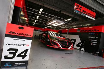 #34 Modulo KENWOOD NSX GT3