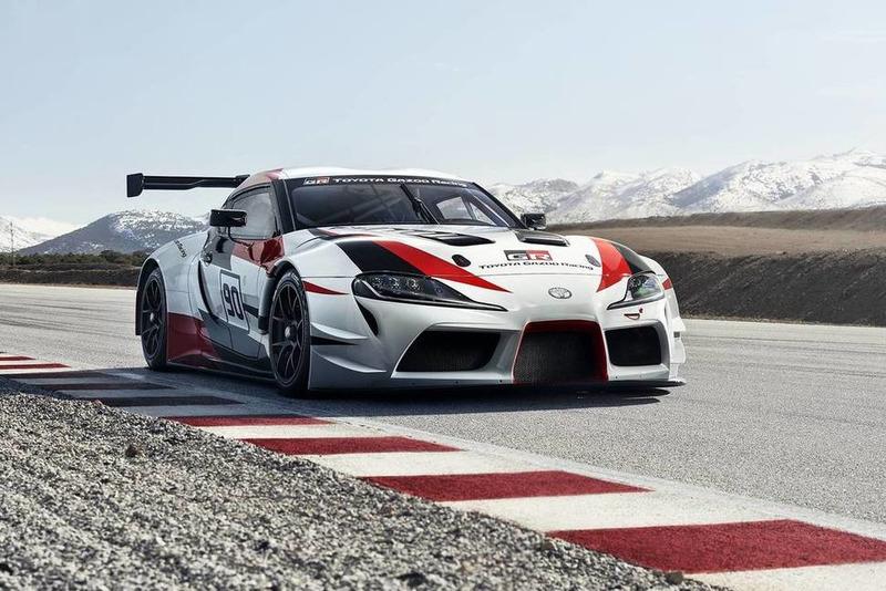 Toyota GR Racing Supra