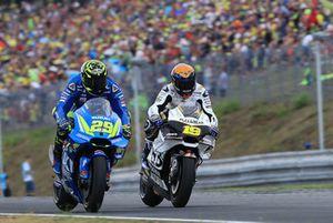 Alvaro Bautista, Angel Nieto Team, Andrea Iannone, Team Suzuki MotoGP
