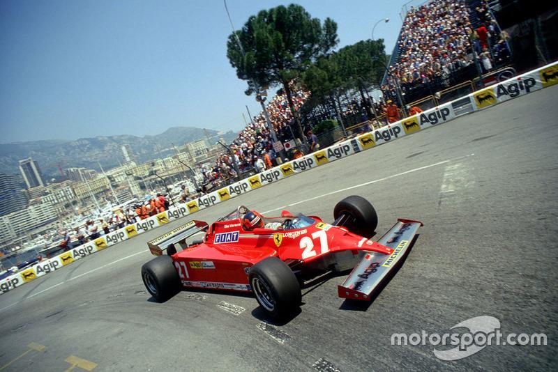 Gilles Villeneuve, Ferrari