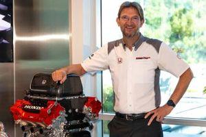 David Salters, Honda Performance Development Technical Director