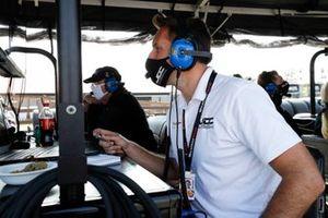 #85 JDC-Miller Motorsports Cadillac DPi, DPi: Strategist Stephen Simpson