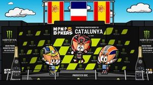 El GP de Catalunya 2020 de MotoGP según MiniBikers