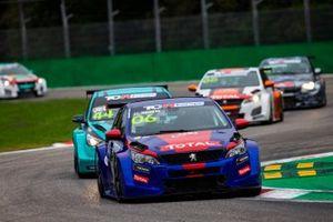 Jean Laurent Navarro, JSB Compétition, Peugeot 308 TCR