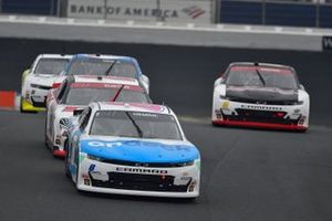 Daniel Hemric, JR Motorsports, Chevrolet Camaro OnDeck Capital, Harrison Burton, Joe Gibbs Racing, Toyota Supra DEX Imaging