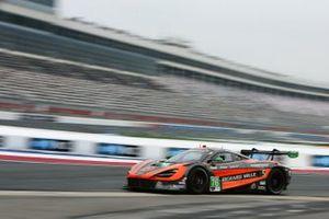 #76 Compass Racing McLaren 720S GT3: Jeff Kingsley, Paul Holton