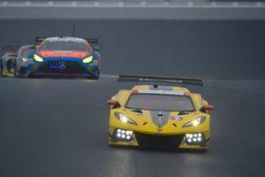 #3 Corvette Racing Corvette C8.R, GTLM: Antonio Garcia, Jordan Taylor, #74 Riley Motorsports Mercedes-AMG GT3, GTD: Lawson Aschenbach, Gar Robinson