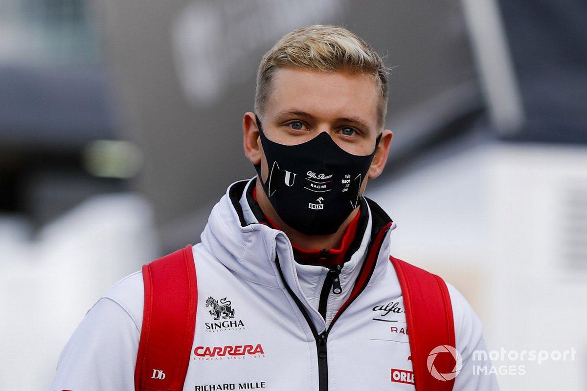Mick Schumacher, Alfa Romeo