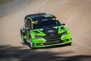 Reinis Nitiss, LVA ESMotorsport - EIGESA WRX Team