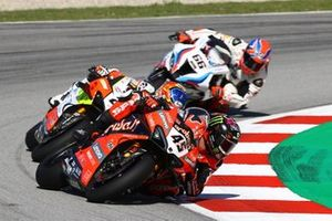 Scott Redding, Aruba.it Racing Ducati, Michael Ruben Rinaldi, Team Goeleven, Tom Sykes, BMW Motorrad WorldSBK Team