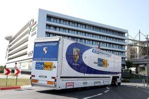 Chrzanowksi Racing truck