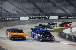 #16: Austin Hill, Hattori Racing Enterprises, Toyota Tundra AISIN Group
