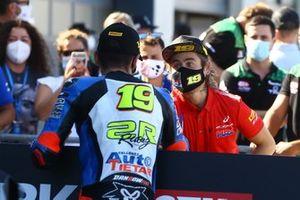Victor Rodriguez Nunez, 2R Racing, Alvaro Bautista, Team HRC
