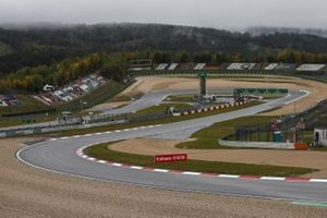 A view across the circuit
