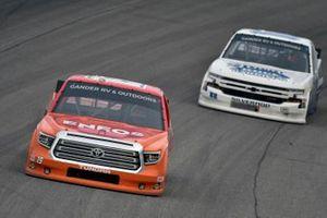 Derek Kraus, McAnally Hilgemann Racing, Toyota Tundra ENEOS