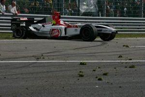 Jenson Button, BAR Honda 006