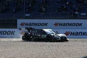 Ausritt: Ferdinand Habsburg, Audi Sport Team WRT, Audi RS 5 DTM