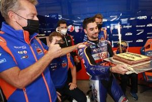 Miguel Oliveira, Red Bull KTM Tech 3 festeggia i 150 GP