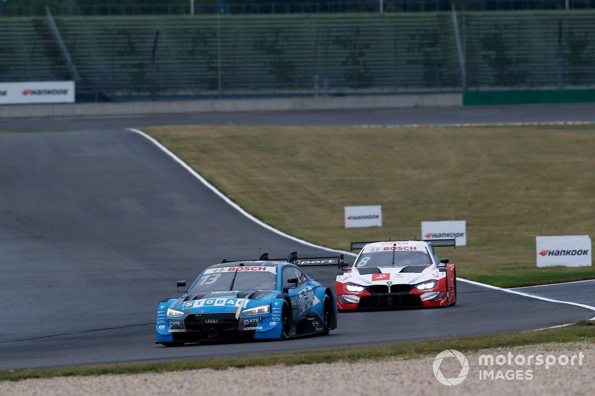 Fabio Scherer, Audi Sport Team WRT, Audi RS 5 DTM, Robert Kubica, Orlen Team ART, BMW M4 DTM