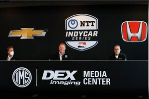Réunion sur les accords pour les moteurs d'Indycar