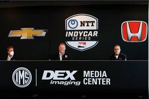 Indycar engine agreement meeting