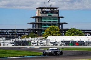 #63 DXDT Racing Mercedes-AMG GT3: David Askew, Ryan Dalziel, Richard Heistand