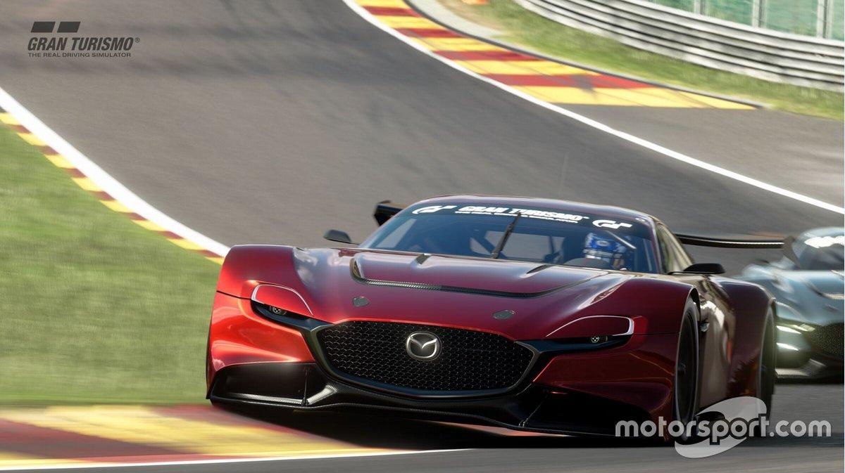 Mazda RX Vision GT3 Concept (mayo de 2020)
