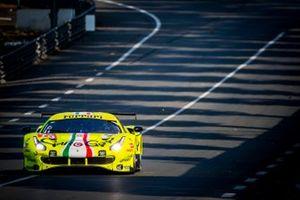 #70 Mr Racing Ferrari 488 GTE Evo: Takeshi Kimura, Yuhi Sekiguchi, Kei Cozzolino
