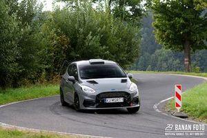 Ford Fiesta Rally3, Nil Solans
