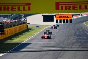 Frederik Vesti, Prema Racing and Jake Hughes, HWA Racelab