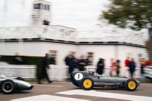 Richmond & Gordon Trophies. Miles Griffiths, Lotus 16 Climax