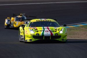 #70 Mr Racing Ferrari 488 GTE Evo: Kei Cozzolino, Takeshi Kimura, Vincent Abril