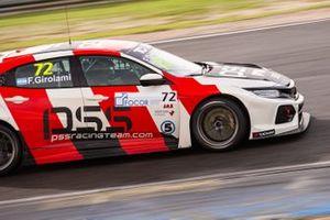 Franco Girolami, PSS Racing Team, Honda Civic Type R TCR