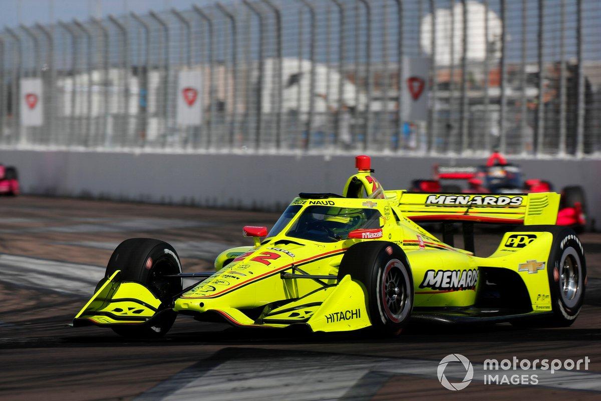 Simon Pagenaud (pilote IndyCar)