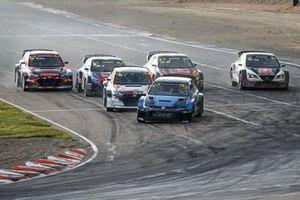 Johan Kristoffersson, Kristoffersson Motorsport leads