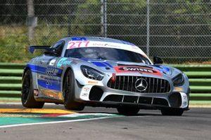 Luca Magnoni, Tobia Zarpellon, Nova Race Events, Mercedes AMG GT4