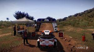 WRC 9 ekran görüntüsü
