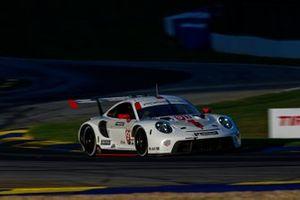 #911 Porsche GT Team Porsche 911 RSR - 19, GTLM: Nick Tandy, Fred Makowiecki