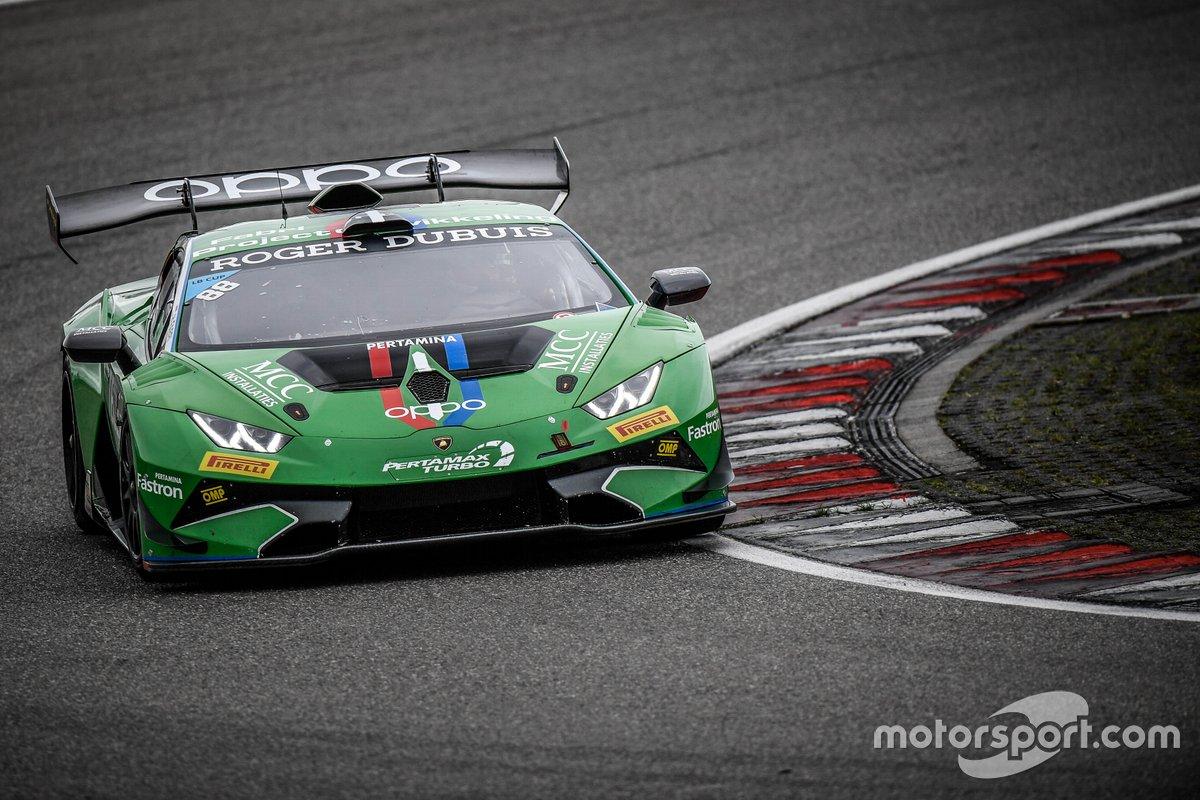 Hans Fabri, Imperiale Racing, Lamborghini Huracan Super Trofeo