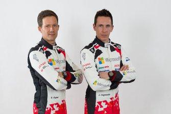 Sébastien Ogier, Julien Ingrassia, Toyota Racing