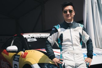 David Cheng, Jaguar China Racing
